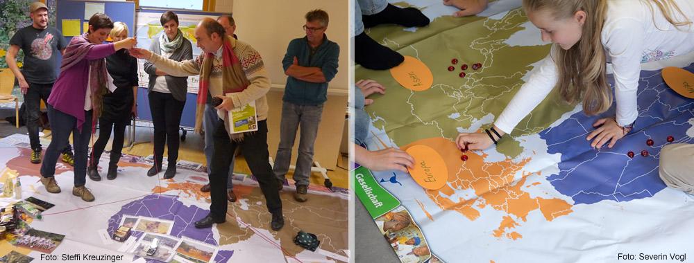 """Qualifizierung: Seminar """"Genug für alle für immer"""" Impulse, Visionen und Perspektiven"""